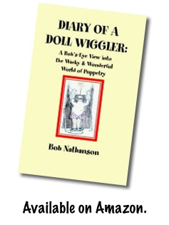 Diary of a Doll Wiggler now available on Amazon